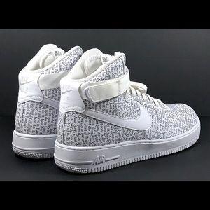 Nike Air force 1 Hi '07 LV8 JDI white white AQ9648 100